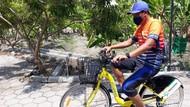 Foto: Wisatawan Bisa Gowes Sepeda Keliling Kampung Yogyakarta