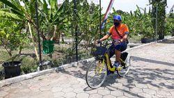 Tingkatkan Pariwisata, Wisatawan Bisa Bersepeda Keliling Kampung Yogyakarta
