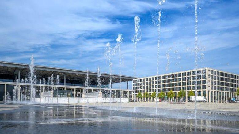 Bandara Brandenburg Berlin