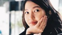 10 Potret Selebgram Cindy Thefannie yang Wajahnya Disamakan dengan Bae Suzy