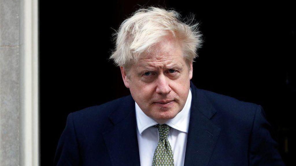 Kematian Akibat Corona di Inggris Tembus 100 Ribu, Ini Kata Boris Johnson