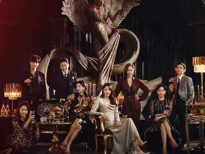 Drama Korea The Penthouse. Foto: Instagram @sbsdrama.official