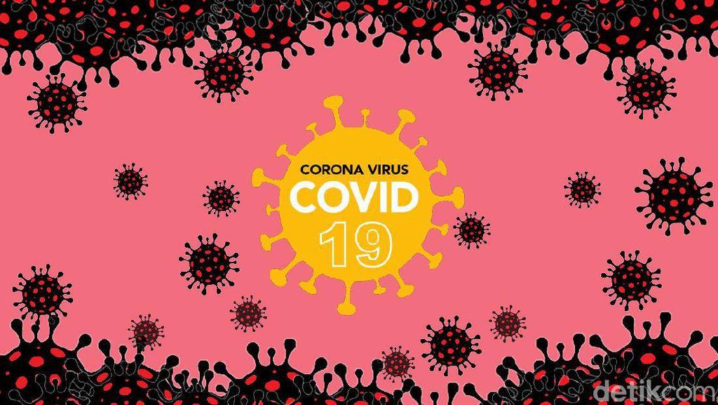 69.926 Kasus Suspek Corona Dipantau Pemerintah pada 5 Desember