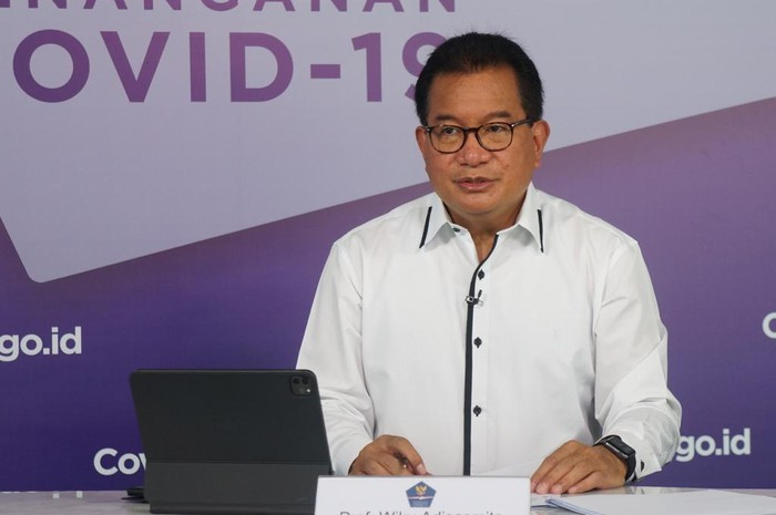 Prof. Wiku Adisasmito