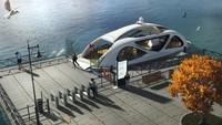 Kapal feri berukuran kecil dan otonom ini diluncurkan pada tahun depan. Cara kerjanya seperti lift, kata Erik Dyrkoren, CEO Zeabuz, perusahaan yang membangun dan mengoperasikan kapal tersebut.