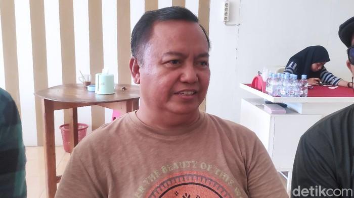 Ketua DPC PDIP Pangkep H Abd Rasyid