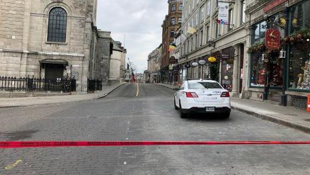 Serangan di Kanada Tewaskan 2 Orang, Pelaku Didakwa Pembunuhan Tingkat Pertama