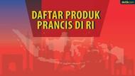 Daftar Produk Prancis yang Ada di Indonesia, Apa Saja?