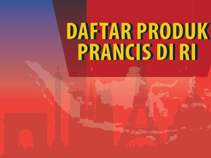 Produk Prancis