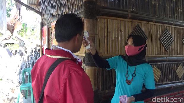 Wisata Alam Tirtosari, Lumajang, Jatim