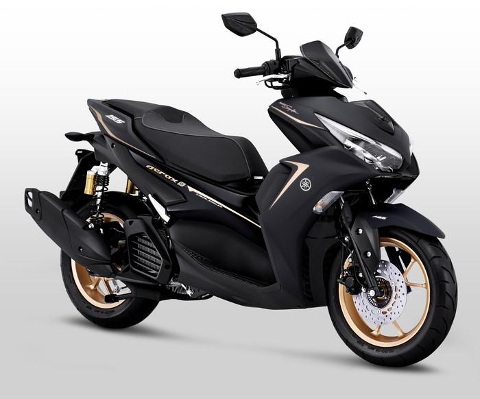 Yamaha Aerox 155 Connected