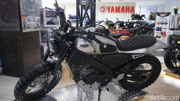 Yamaha XSR Costum Lembing