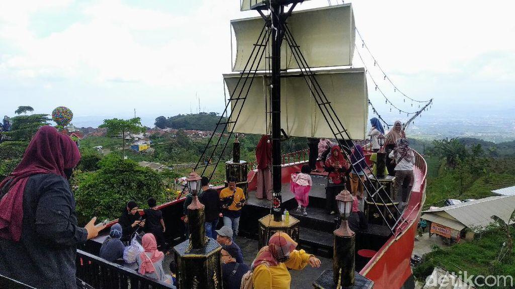 Selama Libur Cuti Bersama, 25 Ribu Wisatawan Berkunjung ke Kuningan