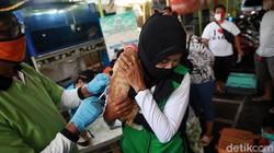 Dinas KPKP Jakarta gencar melakukan vaksinasi rabies bagi kucing dan anjing dengan membuka poska di Kebon Kelapa. Hal ini dilakukan agar Jakarta bebas rabies.