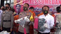 Video Aniaya Warga, 2 Anggota Geng Motor di Sumedang Ditangkap
