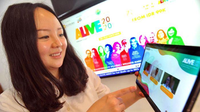 Festival Kesehatan dan Meditasi Urban Alive 2020 akan segera digelar di Jakarta secara daring. Begini persiapannya.