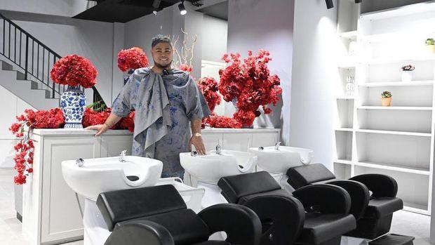 Ivan Gunawan buka salon