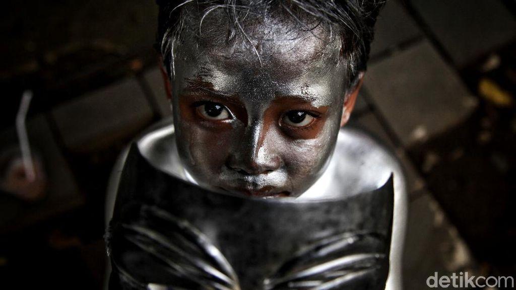 Kesejahteraan Anak Indonesia yang Masih Dipertanyakan