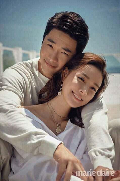 Kwon Sang Woo dan Son Tae Young