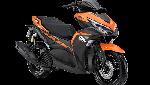 Penampakan Yamaha Aerox 155 Connected Berbaju Motor MotoGP