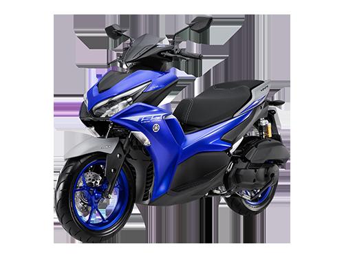 New Yamaha NVX 155