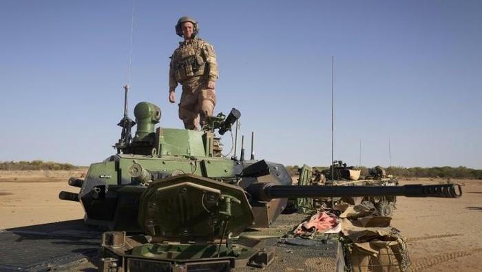Pasukan Prancis telah memerangi para jihadis di Mali selama bertahun-tahun (AFP Photo)