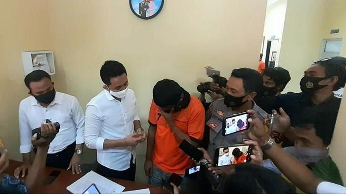 Pelaku pemerasan ke wanita di Mataram.