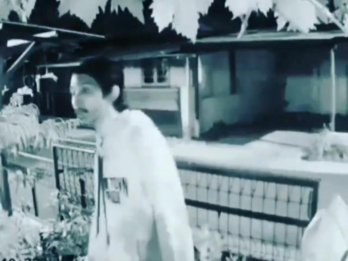 Pencuri Sepeda di Asrama TNI Bandung
