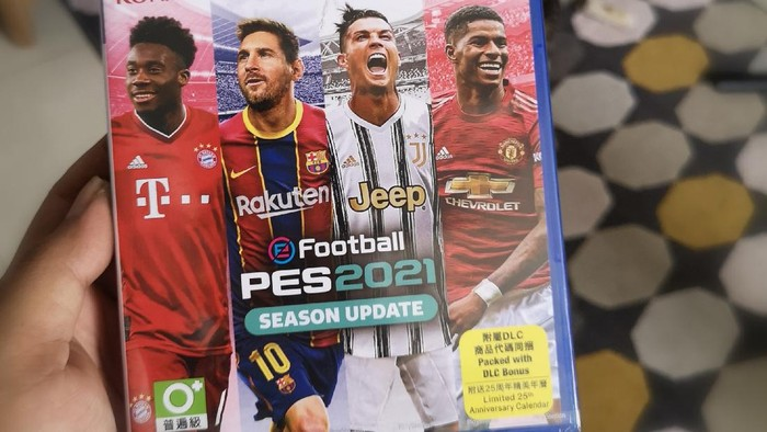 Review PES 2021, Game Bola yang Paling Mendekati Nyata