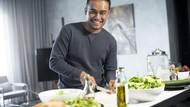 Bapak-bapak, Agar Tak Cepat Loyo Terapkan 5 Pola Makan Sehat Ini