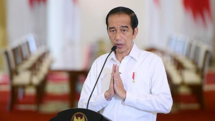 Presiden Jokowi meluncurkan program Merdeka Belajar Episode 6