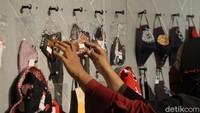 Pameran Masker Indonesia diselenggarakan hingga Januari 2021.