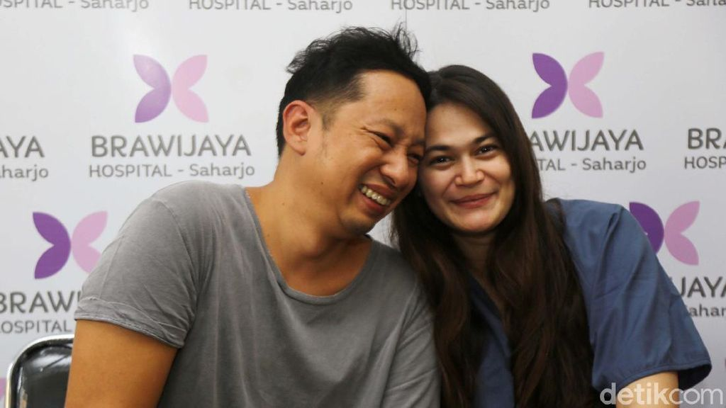Ringgo Agus Rahman dan Sabai Rayakan Ultah Pernikahan, Terpisah karena Corona