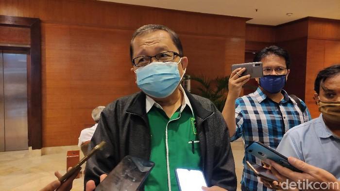 Sekjen PPP Arsul Sani di Semarang, 3/11/2020