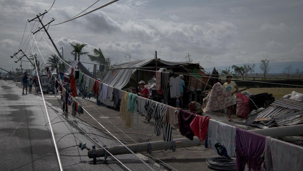 Antisipasi Topan Vamco, Filipina Evakuasi Ribuan Warganya