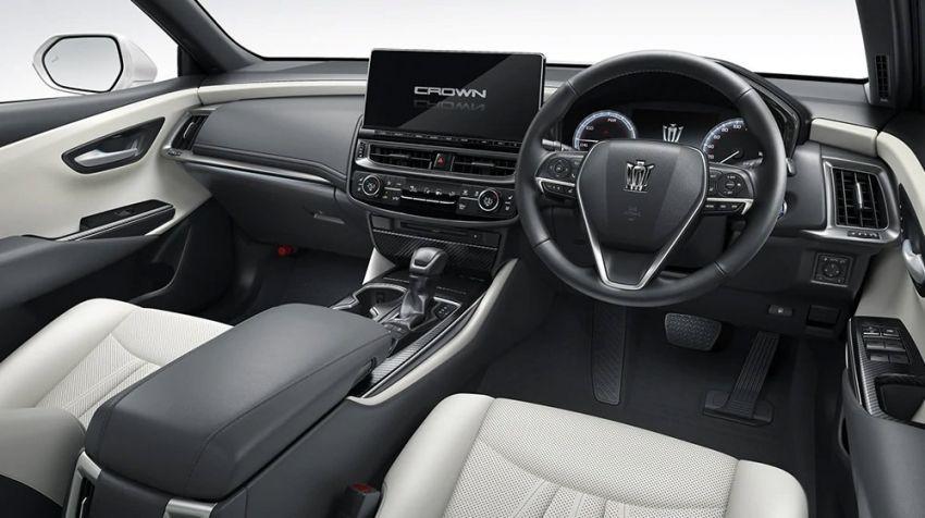 Toyota Crown Diperbarui