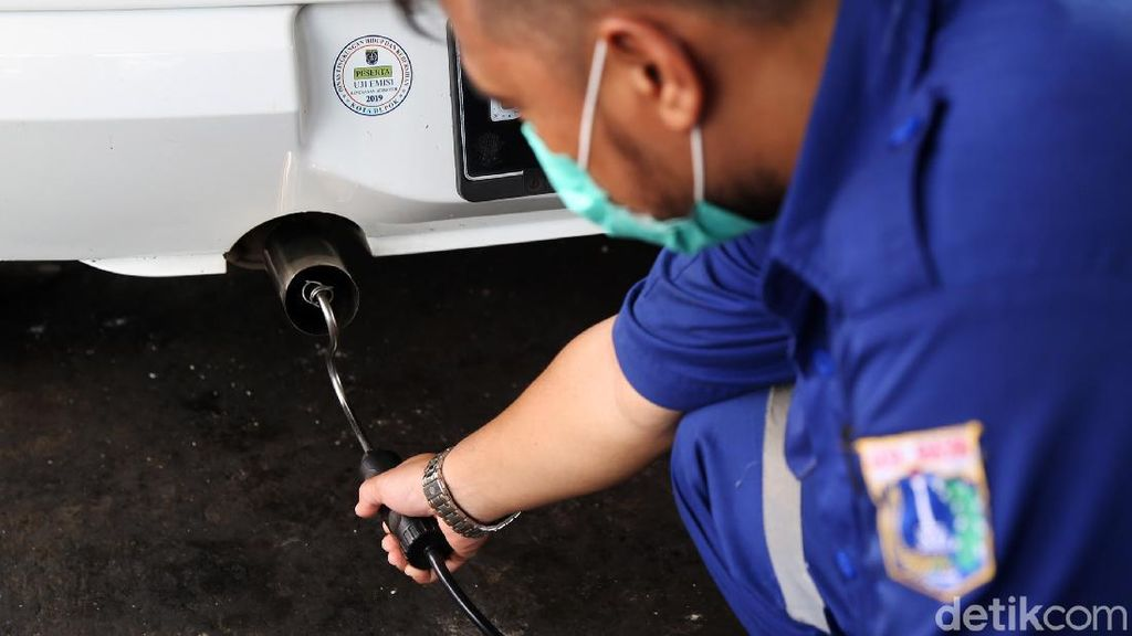 5 Hal yang Pengaruhi Uji Emisi Kendaraan