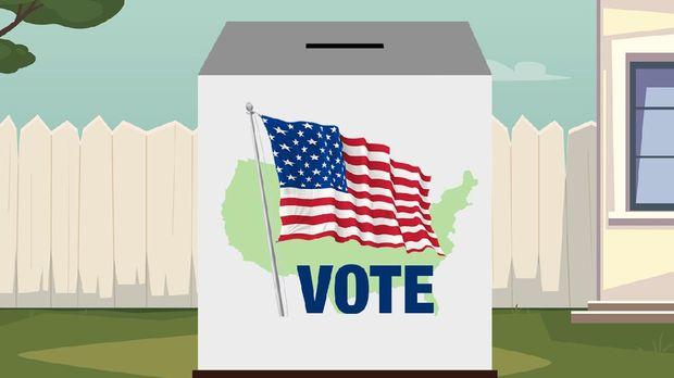 13 Negara Bagian Penentu Pemenang Pemilu AS