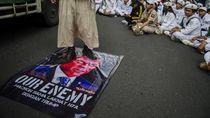 Kecaman Terhadap Macron Terus Menggema di Jabar-Banten
