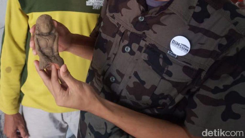 Arca Terakota Lamongan Ditemukan di Daerah Nihil Cagar Budaya