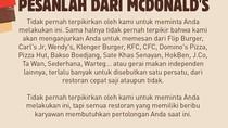 Burger King Ajak Orang Pesan McD hingga Khasiat Kopi Kunyit