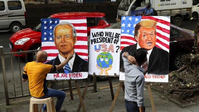 Gemuruh Dunia di Pilpres AS 2020
