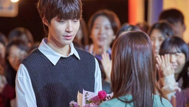 Hwang In Yeop Sebagai Goo Ja Sung di 18 Again