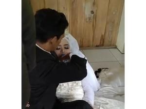 Viral Calon Pengantin Pingsan Saat Foto Prewedding, Penyebabnya Bikin Emosi