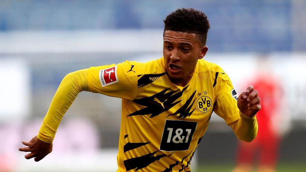 Dortmund Setia Menanti Kebangkitan Sancho
