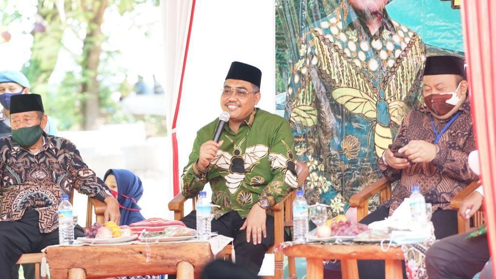 MPR Sebut SDM Unggul & Pendidikan Bisa Berantas Kemiskinan Lombok Utara