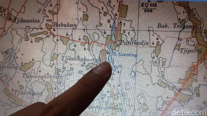 Jejak Danau yang Punah di Bandung
