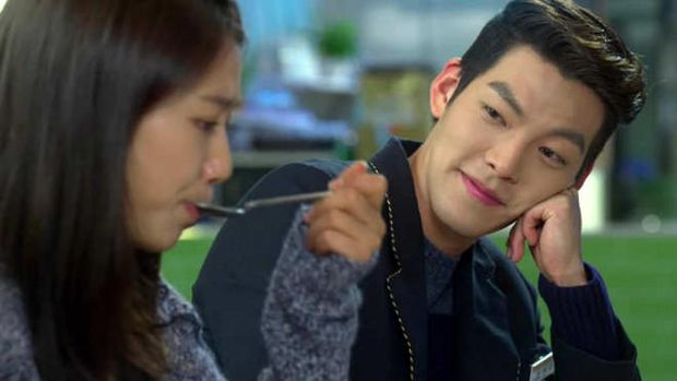 Kim Woo Bin sebagai Choi Young Do di Heirs