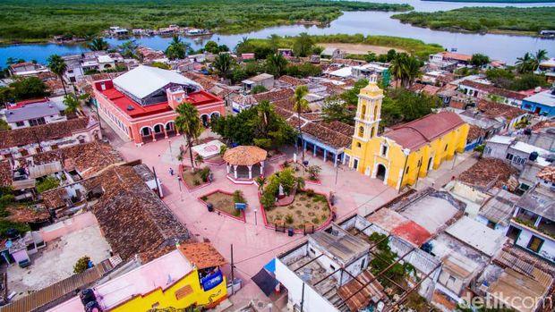 Kota ajaib alias Pueblo Magico di Meksiko