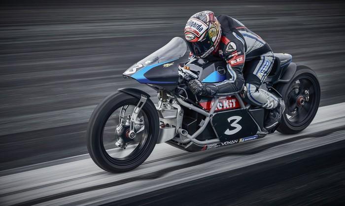 Max Biaggi Pecahkan Rekor Kecepatan, Tembus 408 Km/jam
